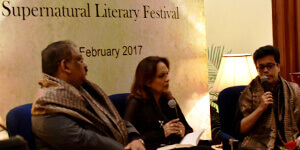 The Supernatural Literature Festival 2017